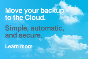 Enterprise Cloud Backup